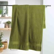 3574388010267 - Douceur D Interieur - Drap de bain  Eponge Pistache