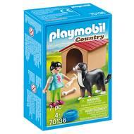 4008789701367 - PLAYMOBIL® Country - Enfant avec chien