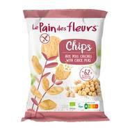 3380380093067 - Le pain des fleurs - Chips aux pois chiches bio
