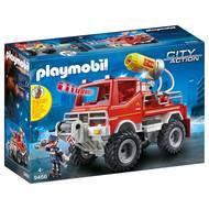 4008789094667 - PLAYMOBIL® City Action - 4x4 de pompier avec lance-eau
