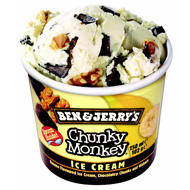 Ben&Jerry's pot 500 ml chunky monkey