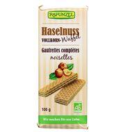 4006040190868 - Rapunzel - Gaufrettes Bio complètes aux noisettes