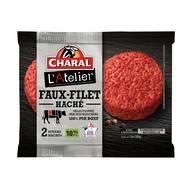 3181238971168 - Charal - Haché Faux filet 15% Mat.gr