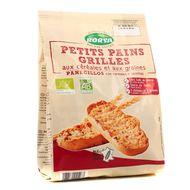 3182180041268 - Borsa - Petits pains grillés bio céréales et graines
