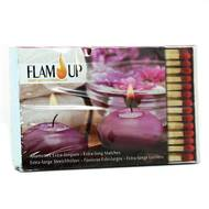 3298960852068 - Flam Up - Allumettes Extra-longues 10 cm