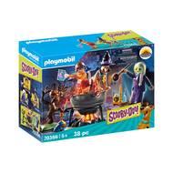 4008789703668 - PLAYMOBIL® Scooby Doo ! - Histoires dans le chaudron