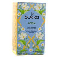 5060229013668 - Pukka - Infusion Relax bio 40g