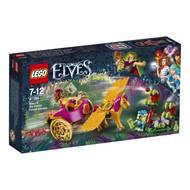 5702015865968 - LEGO® Elves - 41186- L'évasion d'Azari de la forêt des gobelins