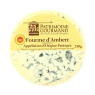 Patrimoine Gourmand - Fourme d'Ambert AOC