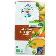 3252920048168 - Grandeur nature - Mouliné de légumes variés Bio