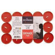 3065876139268 - Devineau - Bougies chauffe plats Grenade d'Inde
