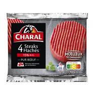 3181232220569 - Charal - Steak haché  15%m.g