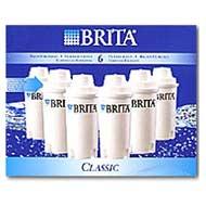 4006387020569 - BRITA - Cartouches filtrantes classiques