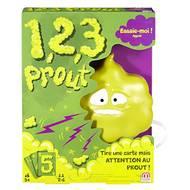 0887961370669 - Mattel - 1. 2. 3. Prout