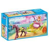 4008789091369 - PLAYMOBIL® Fairies - Fée avec carrosse et licorne