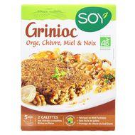 3259011093069 - Soy - Grinioc orge, chèvre, miel et noix Bio