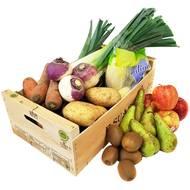 2050000255069 -  - Colis Anniversaire Fruits et Légumes