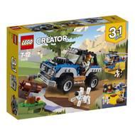 5702016075069 - LEGO® Creator - 31075- Les aventures tout-terrain