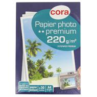 3257981945869 - Cora - Feuilles de papier photo 21 x 29.7 cm 220 g/m²