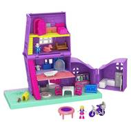 0887961767469 - Mattel - La maison de Polly- Polly Pocket
