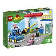 5702016367669 - LEGO® DUPLO® - 10902- Le commissariat de police