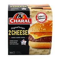 3181232138369 - Charal - Burgers cheese