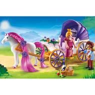 4008789068569 - PLAYMOBIL® Princess - Calèche royale avec cheval à coiffer