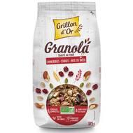 3421557920370 - Grillon Or - Granola canneberge courge noix du Brésil