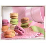 4009049362670 - Emsa - Plateau plastique macarons