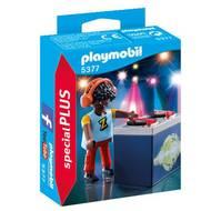 4008789053770 - PLAYMOBIL® Spécial Plus - DJ Z