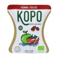 3770006385070 - Kopo - Pépites 100 fruits Bio - Pomme Fraise