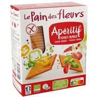 3380380089770 - Le pain des fleurs - Tartine apéro tomate paprika
