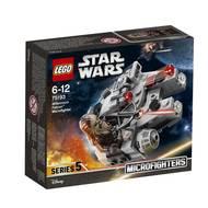 5702016109870 - LEGO® Star Wars - 75193- Microfighter Faucon Millenium