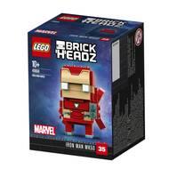 5702016111071 - LEGO® Brickheadz - 41604- Iron Man MK50
