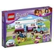 5702015593571 - LEGO® Friends - 41125- La remorque à chevaux du vétérinaire