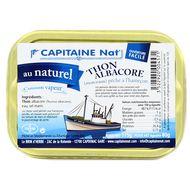 3522920004571 - Capitaine Nat - Thon albacore morceaux au naturel