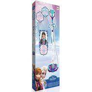 8421134016071 - Imc Toys - Microphone avec amplificateur- Reine des Neiges