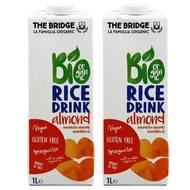 2050000348471 - The Bridge - Boisson de riz bio à l'amande