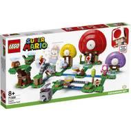 5702016618471 - LEGO® Super Mario - 71368- Ensemble d'extension La chasse au trésor de Toad