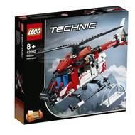 5702016369571 - LEGO® Technic - 42092- L'hélicoptère de secours