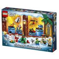 5702016109771 - LEGO® City - 60201-  Calendrier de l'Avent
