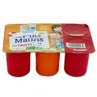 3252920020072 - Grandeur nature - Les P'tits malins aux fruits bio 20% Mat.gr