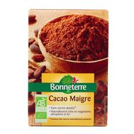 3396410010072 - Bonneterre - Cacao maigre bio