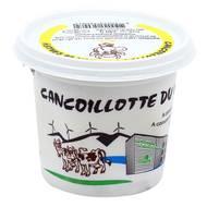 3760020560072 - Les Fruitières Du Vallon De Sancey - Cancoillotte ail mat.gr 12%