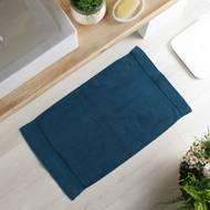 3574388010472 - Douceur D Interieur - Tapis de bain Eponge Bleu Nuit