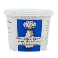 3760074380572 - Ferme de Viltain - Fromage blanc lisse 3% Mat.gr