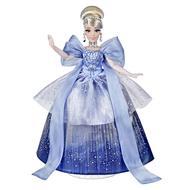 5010993751372 - Disney Princesses - Hasbro - Poupée Anniversaire Cendrillon Style Series 30 cm- Disney Princesse