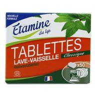 3538394952072 - Etamine Du Lys - Tablettes lave-vaisselle.