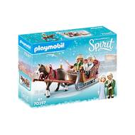 4008789703972 - PLAYMOBIL® Spirit - Calèche d'Hiver