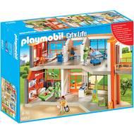 4008789066572 - PLAYMOBIL® City Life - Hôpital pédiatrique aménagé
